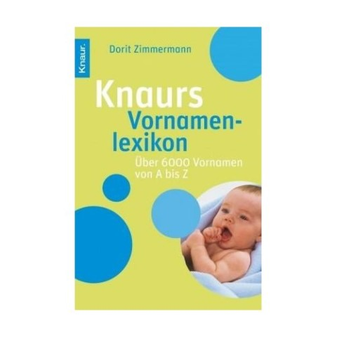 Knaurs Vornamenlexikon