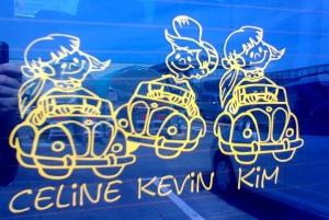 Celine Kevin Kim (Foto: Sparbaby.de)