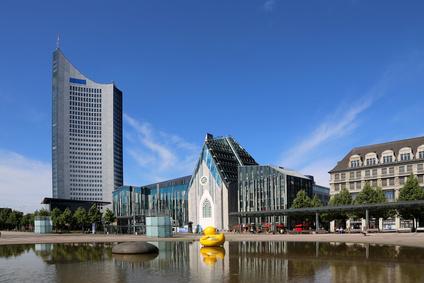 Augustusplatz Leipzig © Marcel Schauer - Fotolia.com