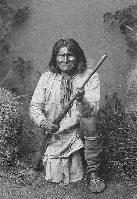 Geronimo, 1887