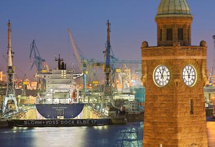 Hafen Hamburg © hbg66 - Fotolia.com