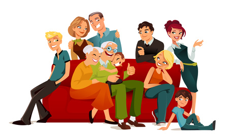 Generationen © mellefrenchy - Fotolia.com