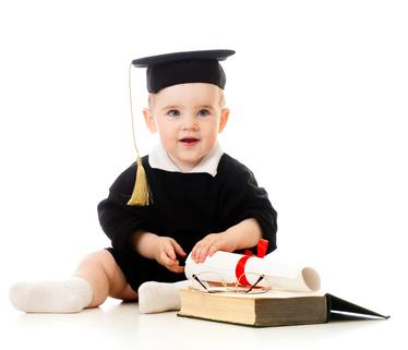 Akademiker-Baby © oksun70 - Fotolia.com