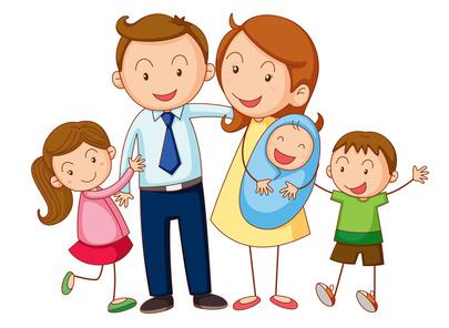 Familie © Matthew Cole - Fotolia.com