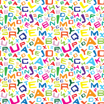 Colorful letters © Iryna Rud-Volha - Fotolia.com