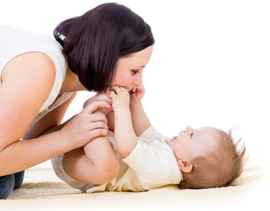 Mutter mit Baby © oksun70 - Fotolia.com
