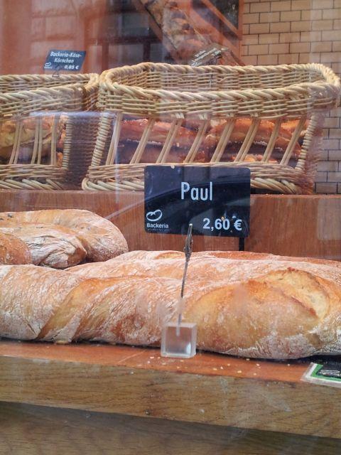 Paul das Brot (Foto: Annemarie Lüning)