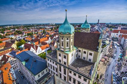 Augsburg © SeanPavonePhoto - Fotolia.com