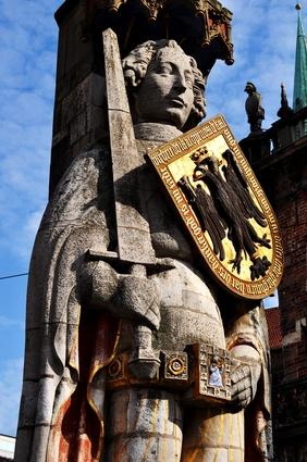 Roland in Bremen © Ottonera - Fotolia.com