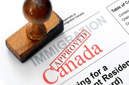 Immigration Canada © alexskopje - Fotolia.com