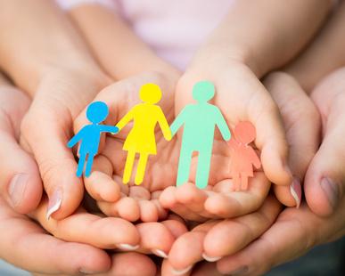 Papierfamilie © Sunny studio - Fotolia.com