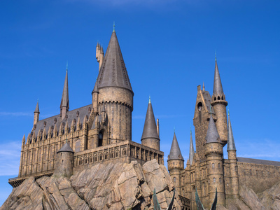 The Wizarding World of Harry Potter © jeafish - Fotolia