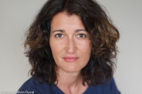 Geraldine Friedrich. (Foto: Birgit Duval)