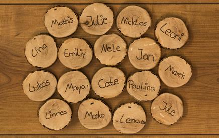 Namen basteln © alex1a1a1a – fotolia.com