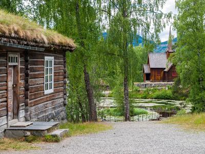 Maihaugen Museum in Lillehammer © petroos - fotolia.com