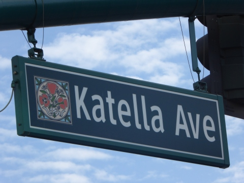 Katella Avenue