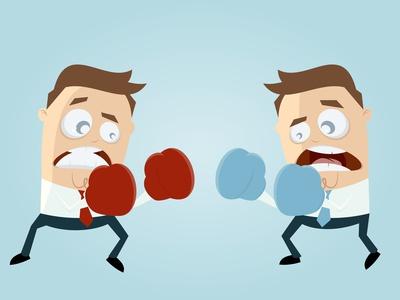 Rivalen © shockfactor.de - fotolia.com