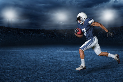 American Football Player © Brocreative - fotolia.com