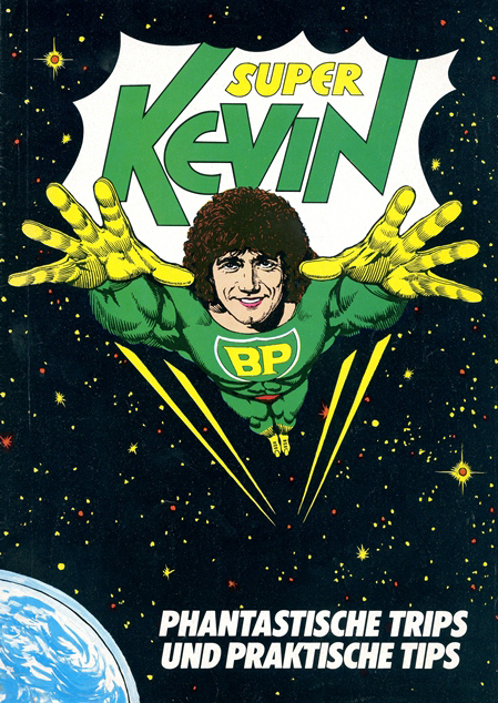 BP, Super Kevin, Comic, 1979 k - BS 078
