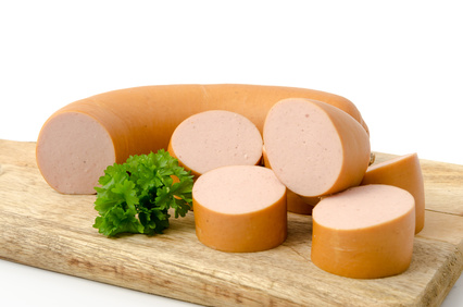 Fleischwurst (in gewissen Kreisen auch als Lyoner bekannt) © womue - Fotolia.com