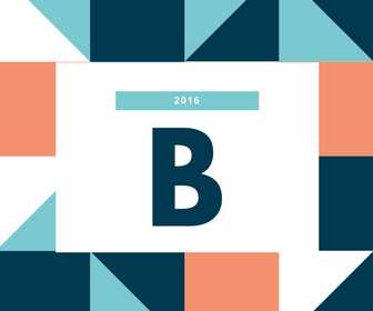 Anfangsbuchstabe B 2016