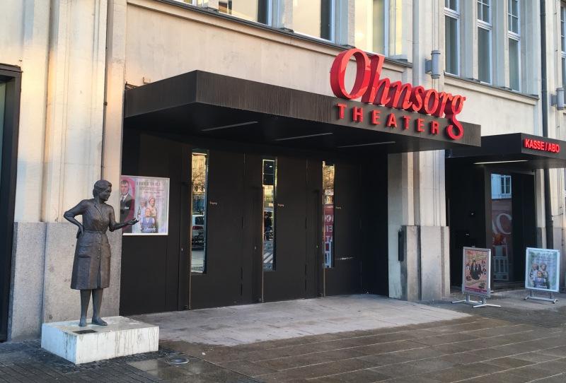 Ohnsorg Theater (Foto: Knud Bielefeld)