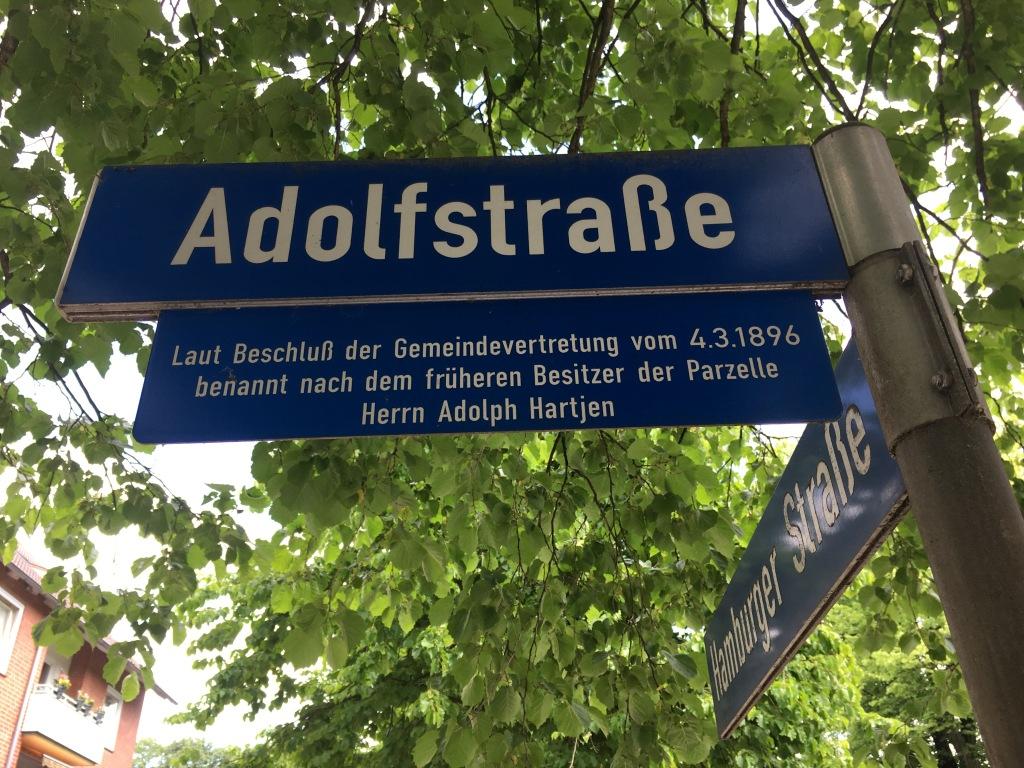 Adolfstrasse
