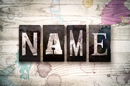 Name Metal © enterlinedesign - Fotolia.com