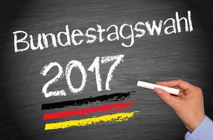 Bundestagswahl 2017 - © DOC RABE Media - fotolia.com