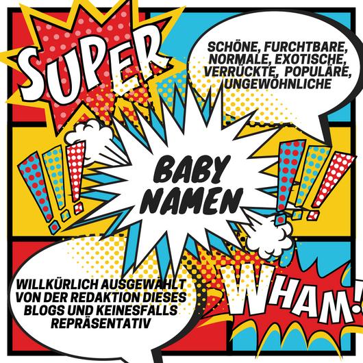 Super Babynamen
