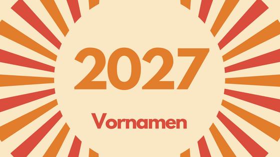 Prognose 2027