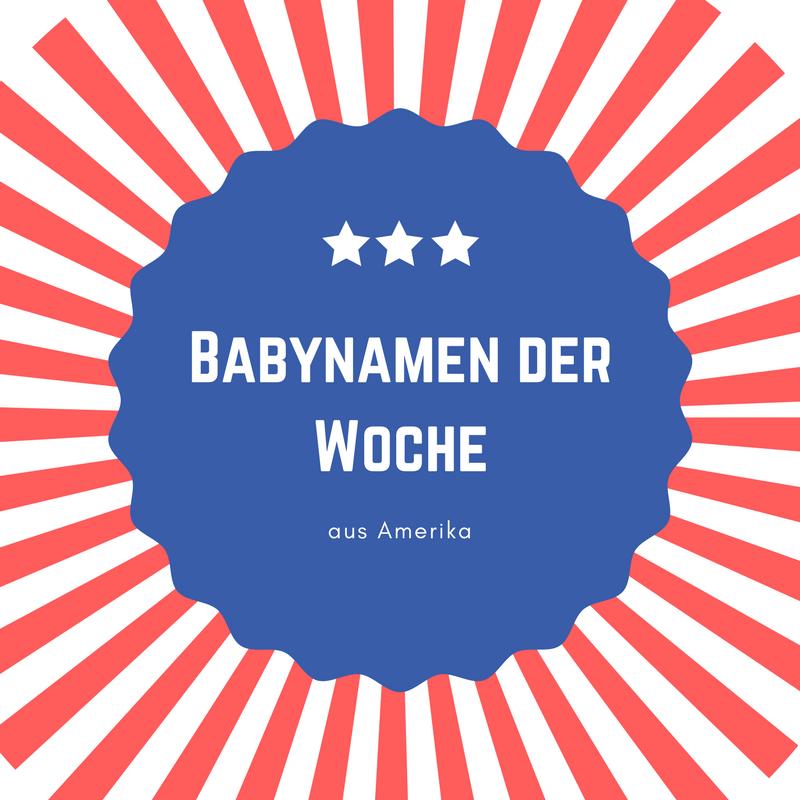 Babynamen Amerika