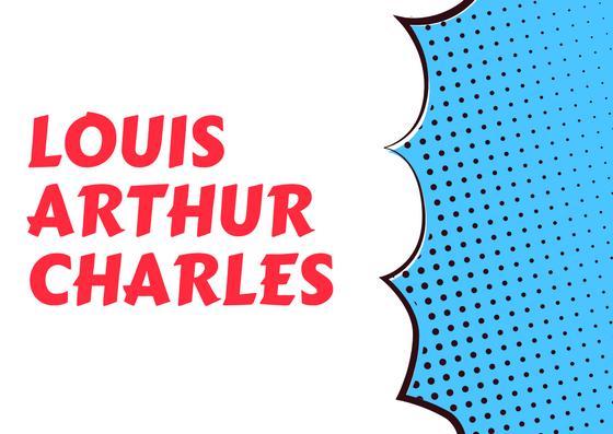 Louis Arthur Charles