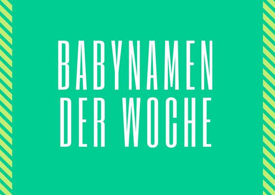 Babynamen 66