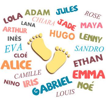 Choix d'un prnom d'enfant © graphlight - fotolia.com