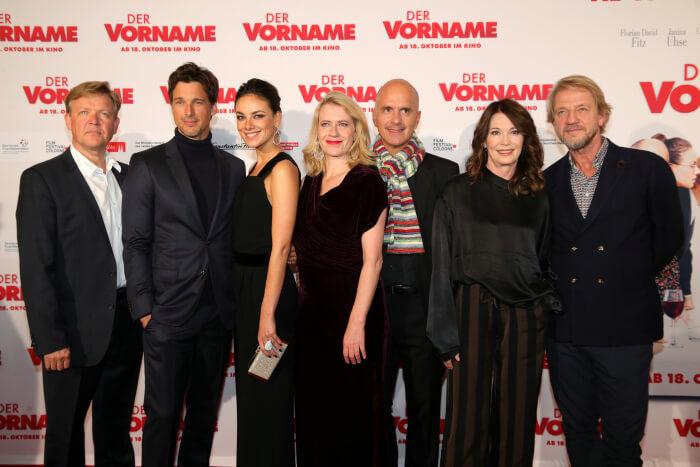 DER VORNAME feiert Premiere beim Film Festival Cologne