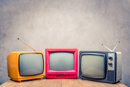 Retro TV © BrAt82 - fotolia.com