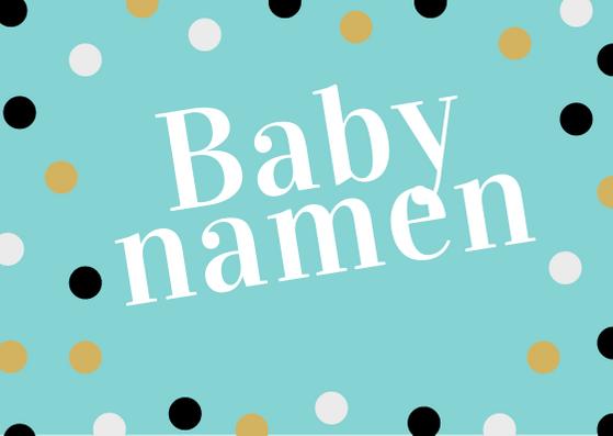 Baby Namen