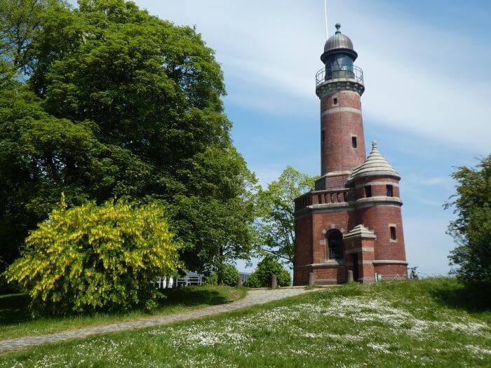 Leuchtturm Holtenau in Kiel