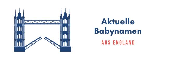 Babynamen aus England
