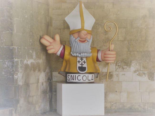 Nikolaus in Bari