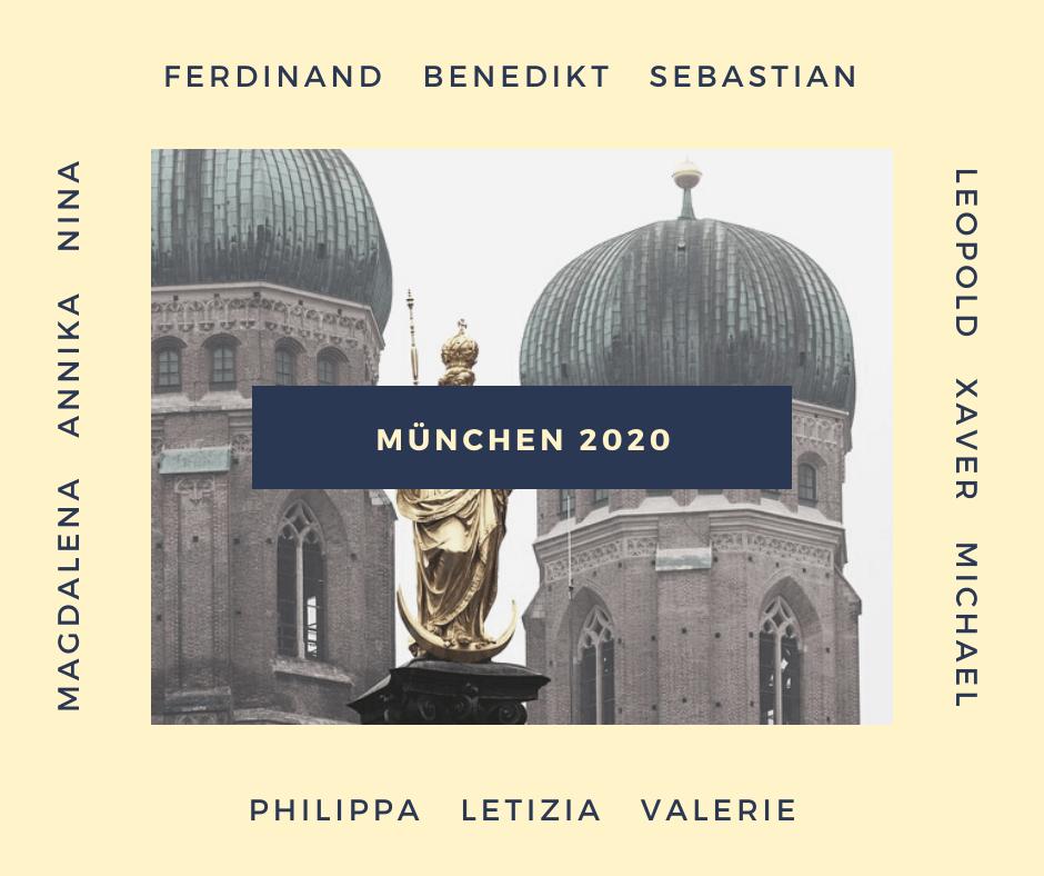 Besondere Vornamen in München