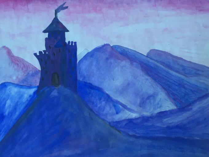 Lila Schloss