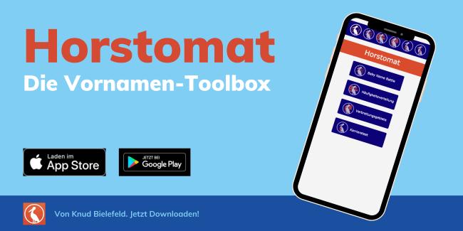 Horstomat – die Vonamen-Toolbox